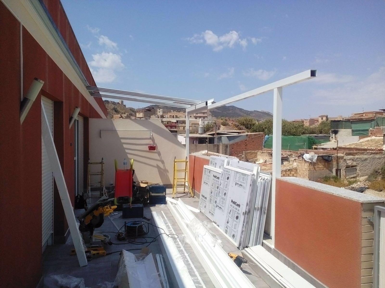 Proyecto Carri Aluminios