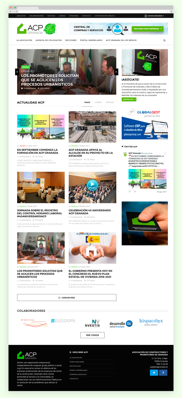 Imagen adicional 1 del proyecto Asociación de Constructores y Promotores de Granada
