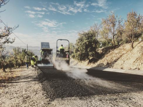 Reparación y mejora de camino entre Píñar y Torrecardela