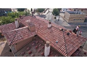 Renovación de cubiertas en La Peza y La Calahorra